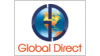 GLOBAL DIRECT DOO logo