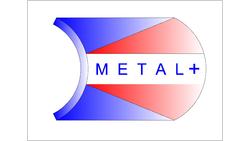 METAL PLUS logo